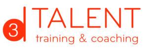 logo 3d talent dik 300x108