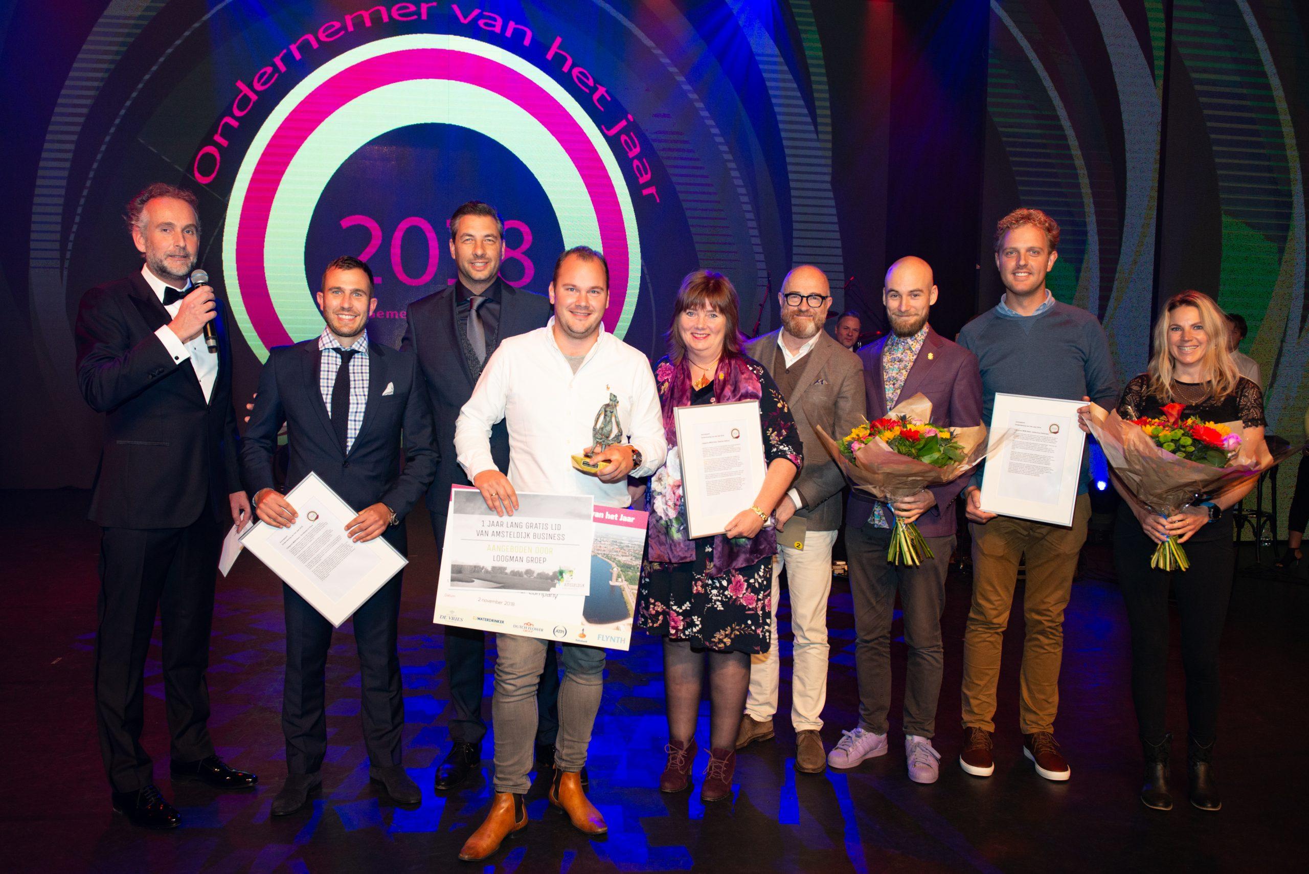 Aalsmeer lokaal - Ondernemer van het Jaar 2018